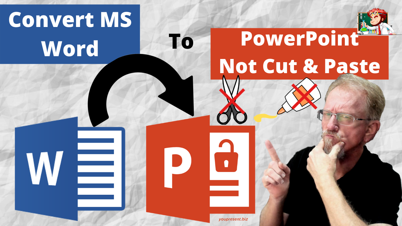 How To Turn Your Article Into A PowerPoint Presentation (No Cutting Or Pasting)