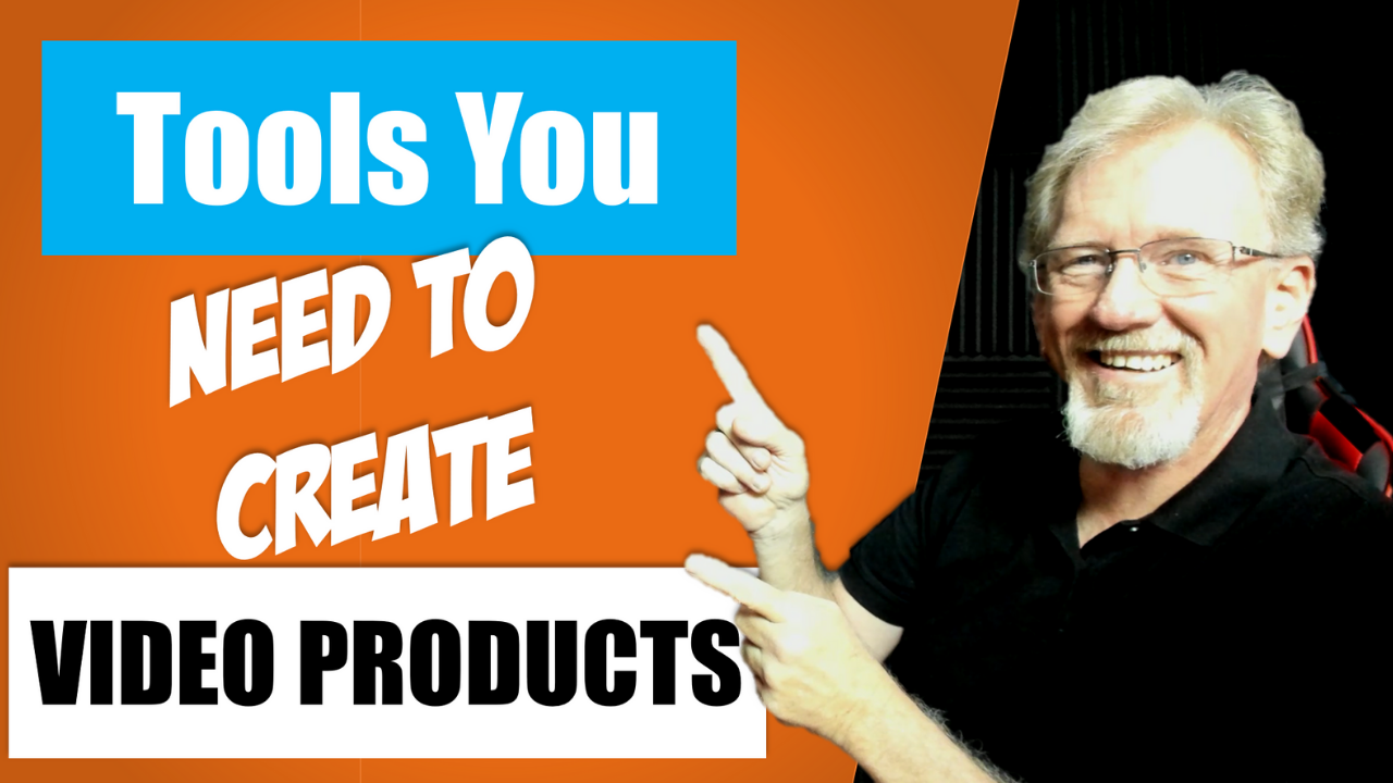 Essential Tools You Need To Create Your Video Product!