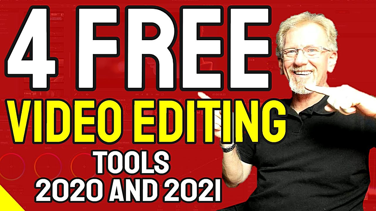 Best 4 Free Video Editing Software // Top Free Video Editing Programs 2020 2021