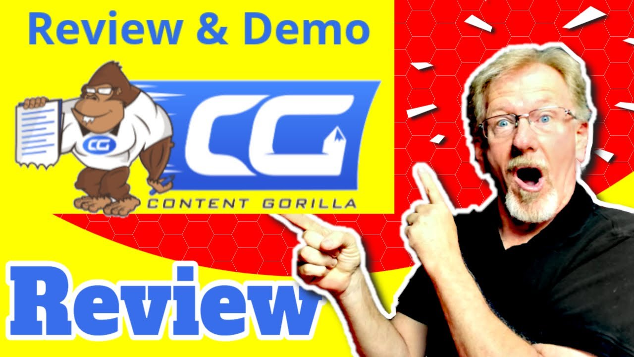 Content Gorilla 2 0 Review and Demo