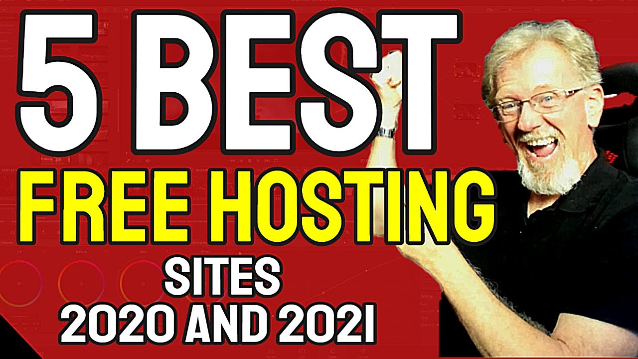 5 Best Free Hosting – For 2020 And 2021